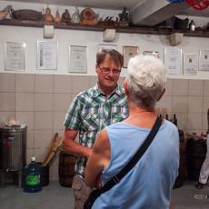 Degustacija vina i domaćih specijaliteta