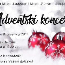 "Adventski koncert klape ""Ladesta"""